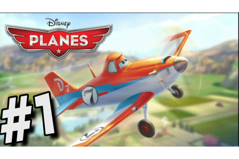 Disney Planes Walkthrough - Disney Planes the Video Game ...