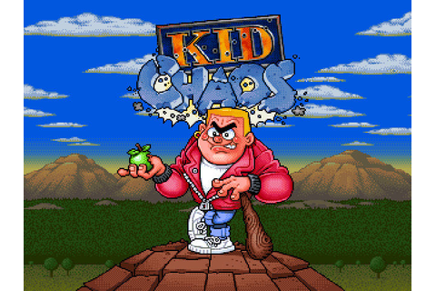 Download Kid Chaos (Amiga) - My Abandonware
