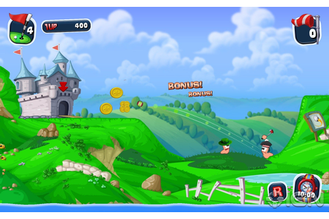 Worms Golf Screenshots, Pictures, Wallpapers - iPhone - IGN