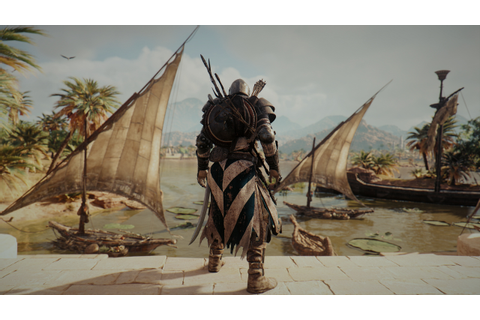 Assassins Creed Origins Video Game, HD Games, 4k ...