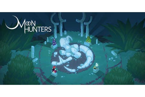Moon Hunters | Nintendo Switch download software | Games ...
