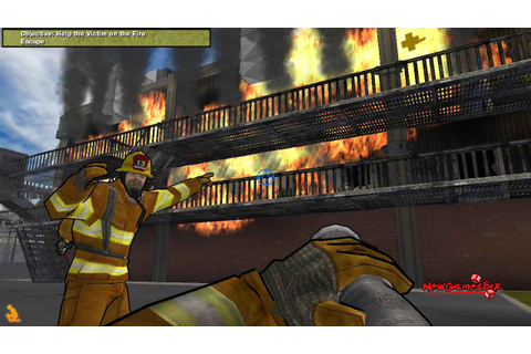 Real Heroes: Firefighter PC Game Free Download