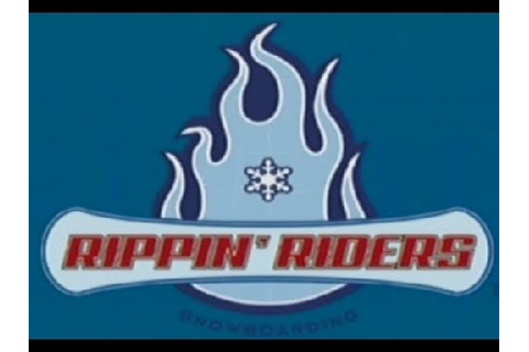 Rippin' Riders Snowboarding - Part 1 TEST - YouTube