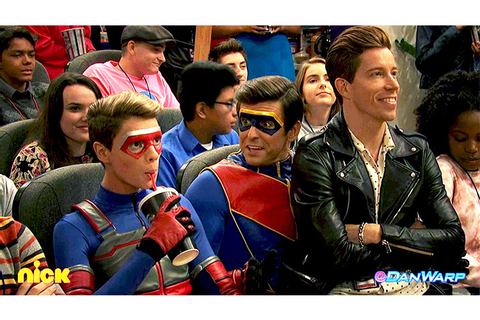The Adventures of Kid Danger Theme Song!