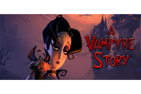 Save 80% on A Vampyre Story on Steam