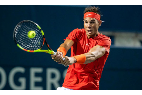 Rafael Nadal drops retirement hint after reaching Rogers ...