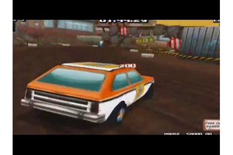 Play Stunt Derby 2 Game Online To Play Now - YouTube