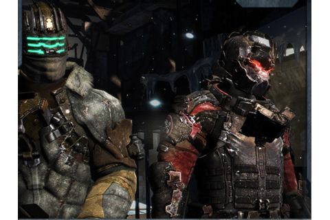 Dead Space 3 first screenshots leaked - Gematsu