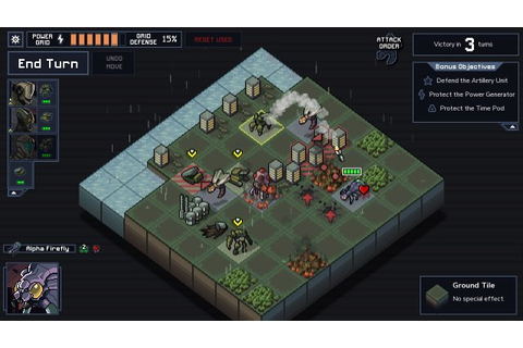 Into the Breach Review: All You Need is Kill - GameRevolution