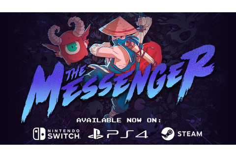 The Messenger - Gameplay Trailer - YouTube