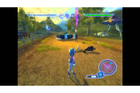 Destroy all humans- Xbox on Xbox 360 in 1080 HD - YouTube