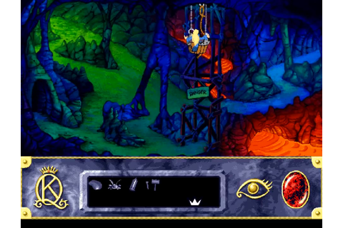 King's Quest 7: The Princeless Bride Download Game ...