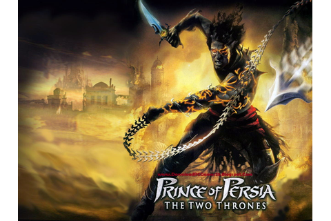 telecharger pop 3 Prince of Persia The Two Thrones Game ...