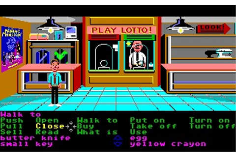 Zak McKracken and the Alien Mindbenders (Amiga) Game Download