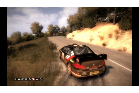 Colin McRae: DiRT | Best Rally Game | Gameplay | PC - YouTube