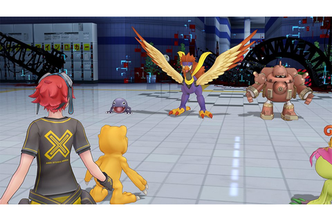 Video Games Weekly: Digimon Story: Cyber Sleuth — @TLT16 ...