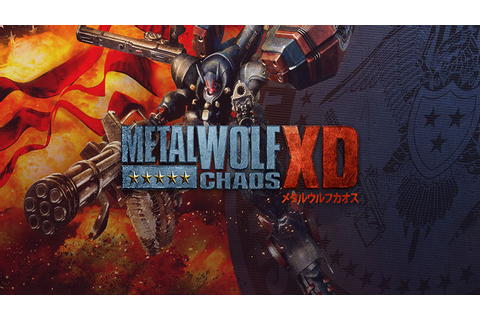 Metal Wolf Chaos XD - Download Full - Free GoG PC Games
