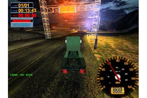 Big Rigs: Over the Road Racing (PC Gameplay) - YouTube