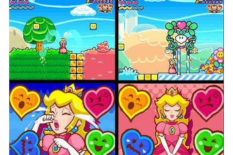 No more mario games....time for Super Princess Peach 2 ...