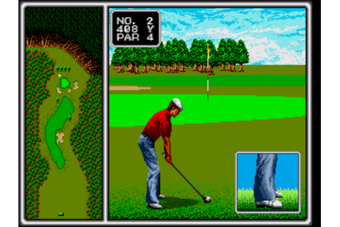 User Review: worldgolftour.com vs. EA's Tiger Woods | PixlBit