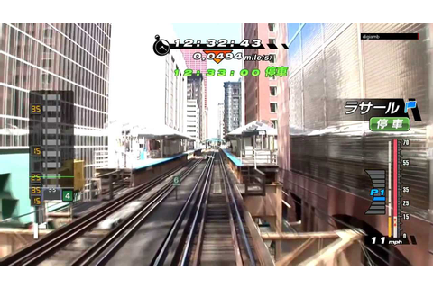 [PS3] Railfan - Chicago Brown Line - YouTube