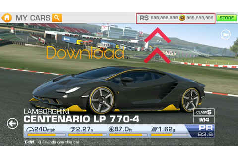 Real Racing 3 5.4.0 Mod Apk + Download |Apk and Obb Hack ...