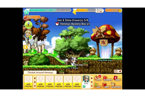 MapleStory Adventures - YouTube