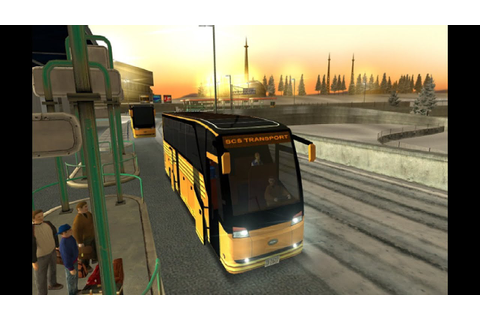 Top 10 Best PC Bus Driving Simulator Games - YouTube