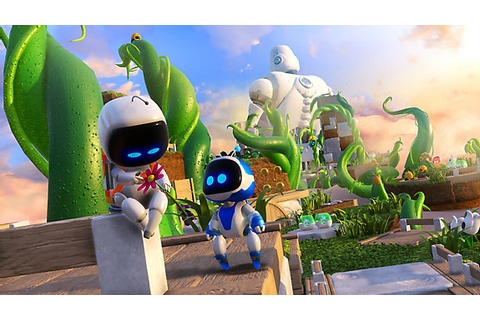 ASTRO BOT: RESCUE MISSION Game | PS4 - PlayStation
