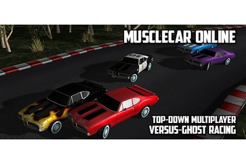 Musclecar Online on Steam - PC Game | HRK