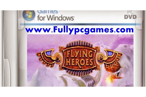Flying Heroes Game - Free Download Full Version For PC