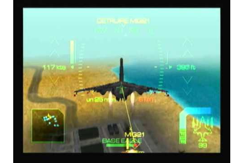 Review de merde #127 : Eagle One - Harrier Attack [PS1 ...