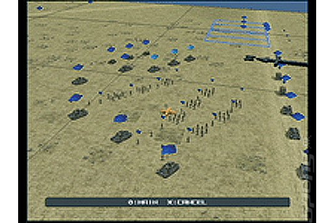 Screens: Panzer Front: Ausf.B - PS2 (2 of 3)
