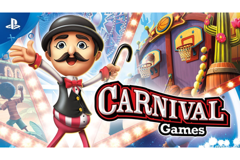 Carnival Games – Gameplay Trailer | PS4 - YouTube