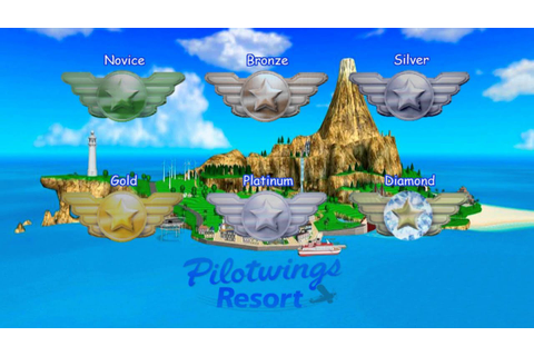 Pilotwings Resort Perfect Walkthrough for the Nintendo 3DS ...