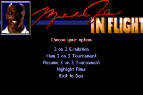 Download Michael Jordan in Flight - My Abandonware