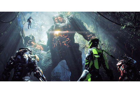 Anthem Game Awards 2018: BioWare is Correcting Destiny's ...