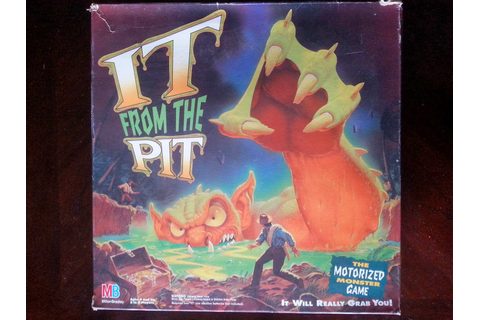 It From The Pit | A Board Game A Day