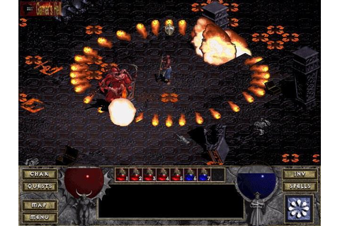 Diablo I (Expansion) : Hellfire PC Game Download Free Full ...