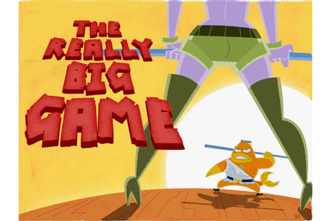 The Really Big Game - Atomic Betty Wiki