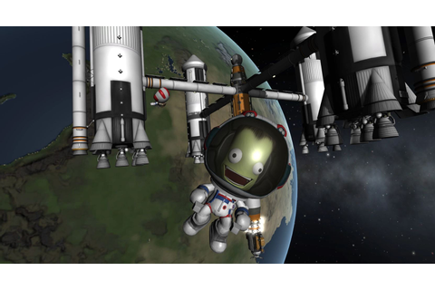 Kerbal Space Program 2 announced | AllGamers