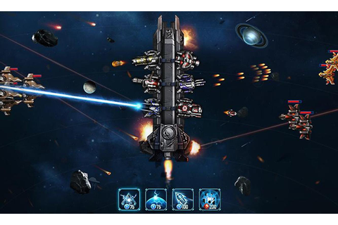 Space War : Galaxy Defender APK Download - Free Strategy ...