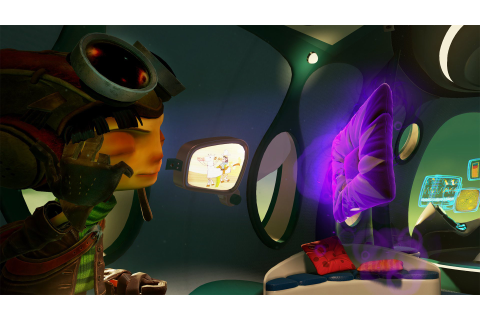 Psychonauts in the Rhombus of Ruin Review (PS4) | Push Square