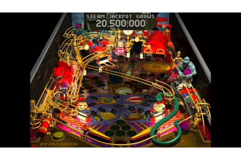 Pro Pinball Fantastic Journey 01-23-13 - YouTube