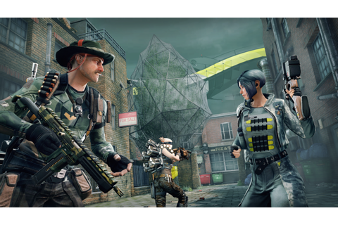 Dirty Bomb Developer Diary Dives Into The Competitive ...