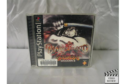 Samurai Shodown III: Blades of Blood (Sony PlayStat ...