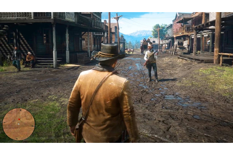 New Red Dead Redemption 2 Gameplay Trailer Shown | Evil ...