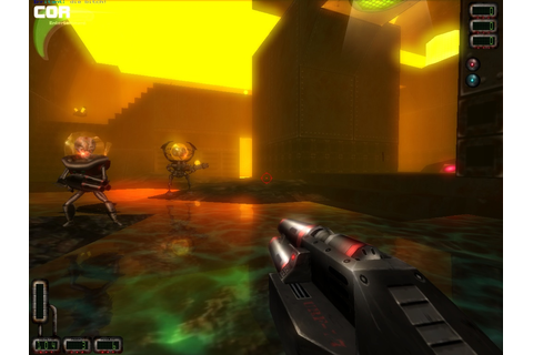 Alien Arena - Free Multiplayer Online Games