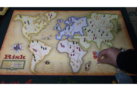 How To Play Classic Risk Board Game - YouTube