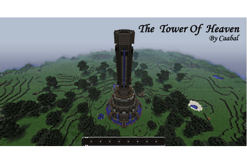 The Tower of heaven Minecraft Map